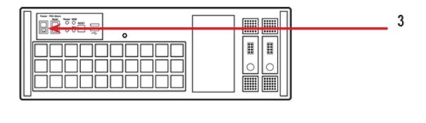 Hướng dẫn bật nguồn controller Datapath