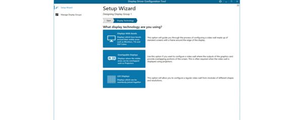 Hướng dẫn cấu hình hệ thống video wall trên controller Datapath