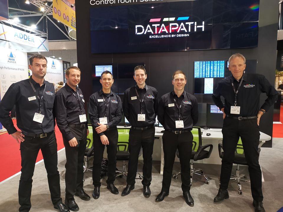 Datapath tại triển lãm ISE 2020
