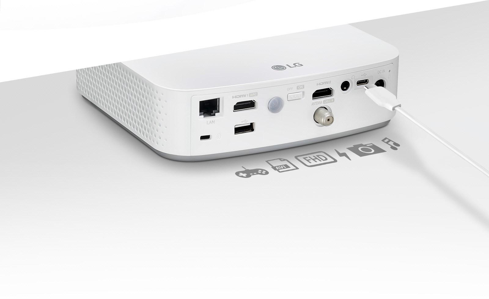 Kết nối USB Type C
