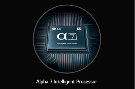 Bộ xử lý thông minh của LG Magnit
