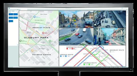 Phần mềm quản lý Video Wall Controller của Datapath