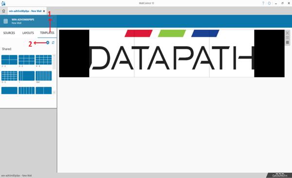 Hướng dẫn tạo Template trên Controller Datapath