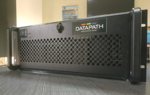 Video Wall Controller Datapath VSN 400