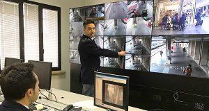 hệ thống màn hình ghép tại Ý