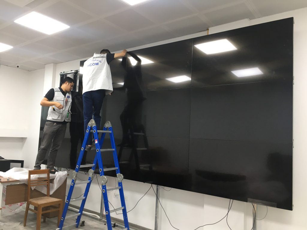 màn hình ghép Yên Bái