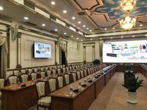 lắp đặt màn hình ghép tại TP Hồ Chí Minh