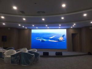 màn hình LED phẳng P2.5
