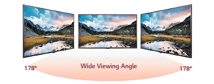 màn hình ghép cho góc nhìn rộng