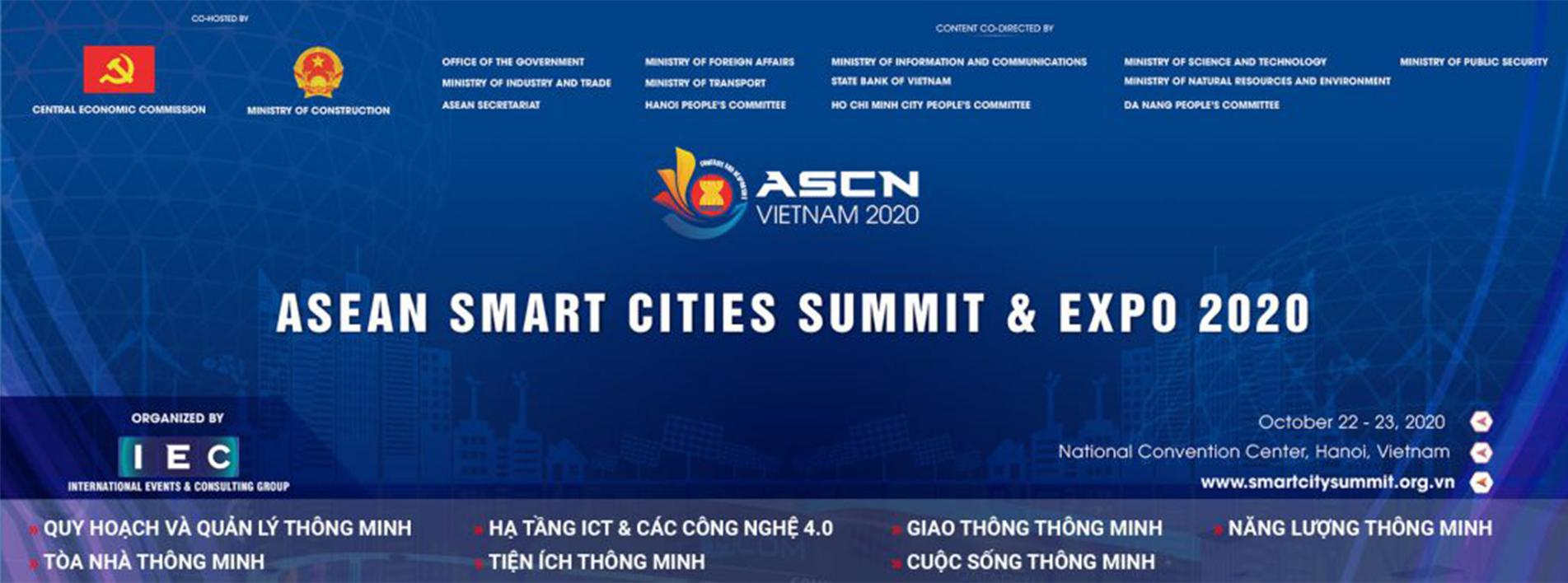 HCOM tham dự VSCN 2020
