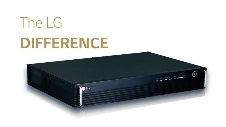 Bộ điều khiển màn hình hiển thị của LG