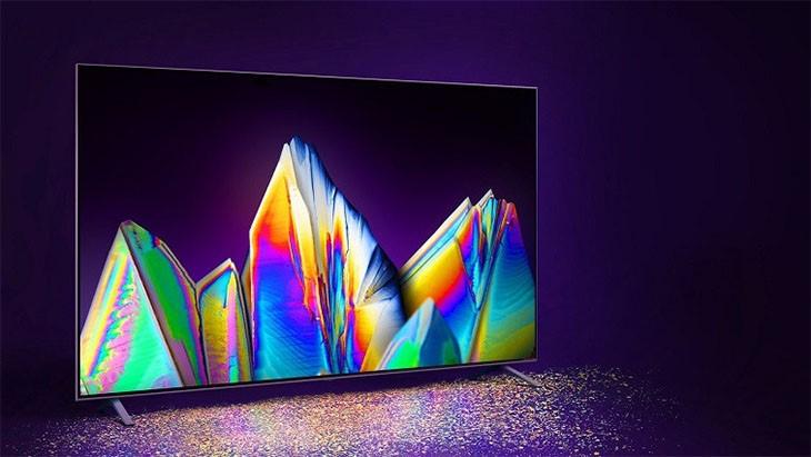Công nghệ màn hình QNED của LG
