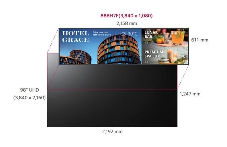 Độ phân giải UHD (3840x1080)