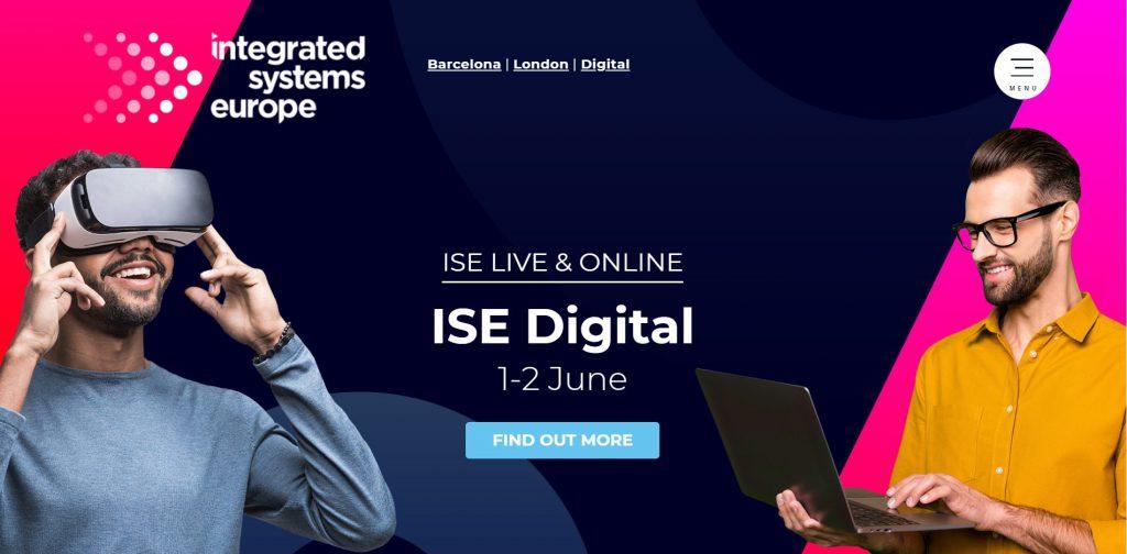 ISE Digital 2021