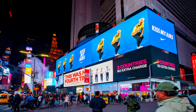 LED quảng cáo ngoài trời