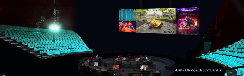 Màn hình hiển thị LG FHD đến 8K