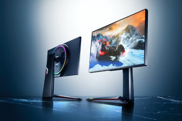 Bộ sản phẩm tin học ITP - Màn hình máy tính LG