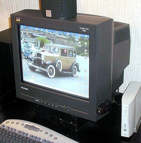 màn hình CRT