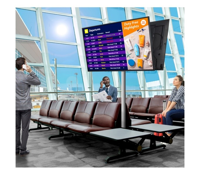 màn hình bảng hiệu 65 inch LG 65UH7F