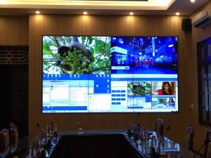 màn hình ghép VideoWall LCD