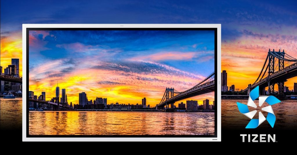 Màn hình Samsung FlipLH55WMRWBGCX/XV Cho hình ảnh sắc nét