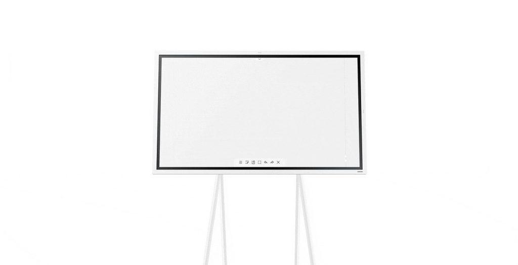 Thiết kế của màn hình Samsung FlipLH55WMRWBGCX/XV