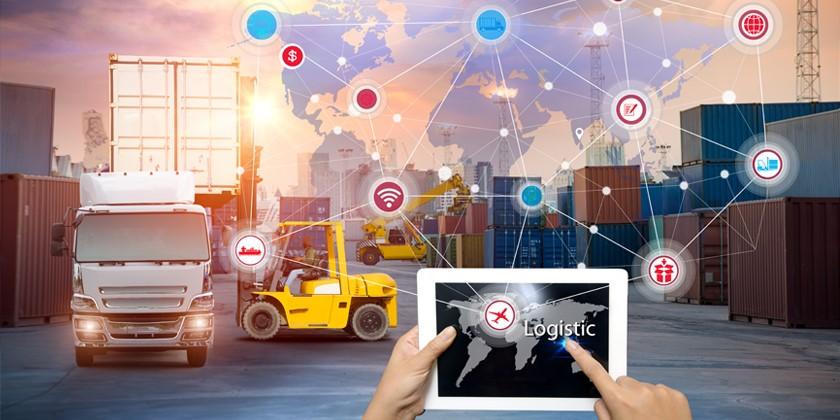 Iot logitic