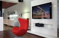 giá treo B-tech sử dụng trong nhà