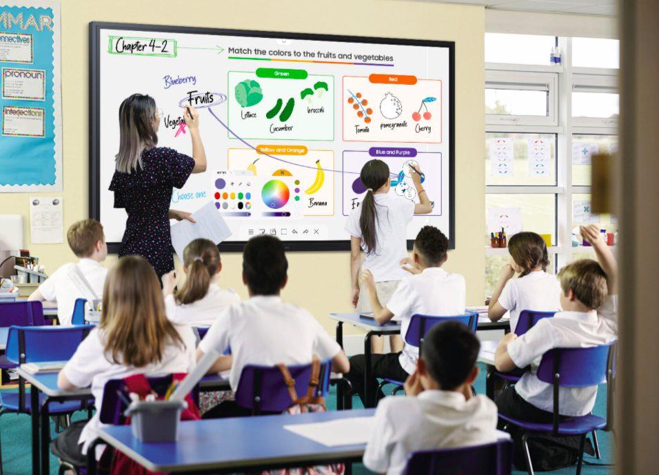 kiến tạo môi trường giáo dục tương lai