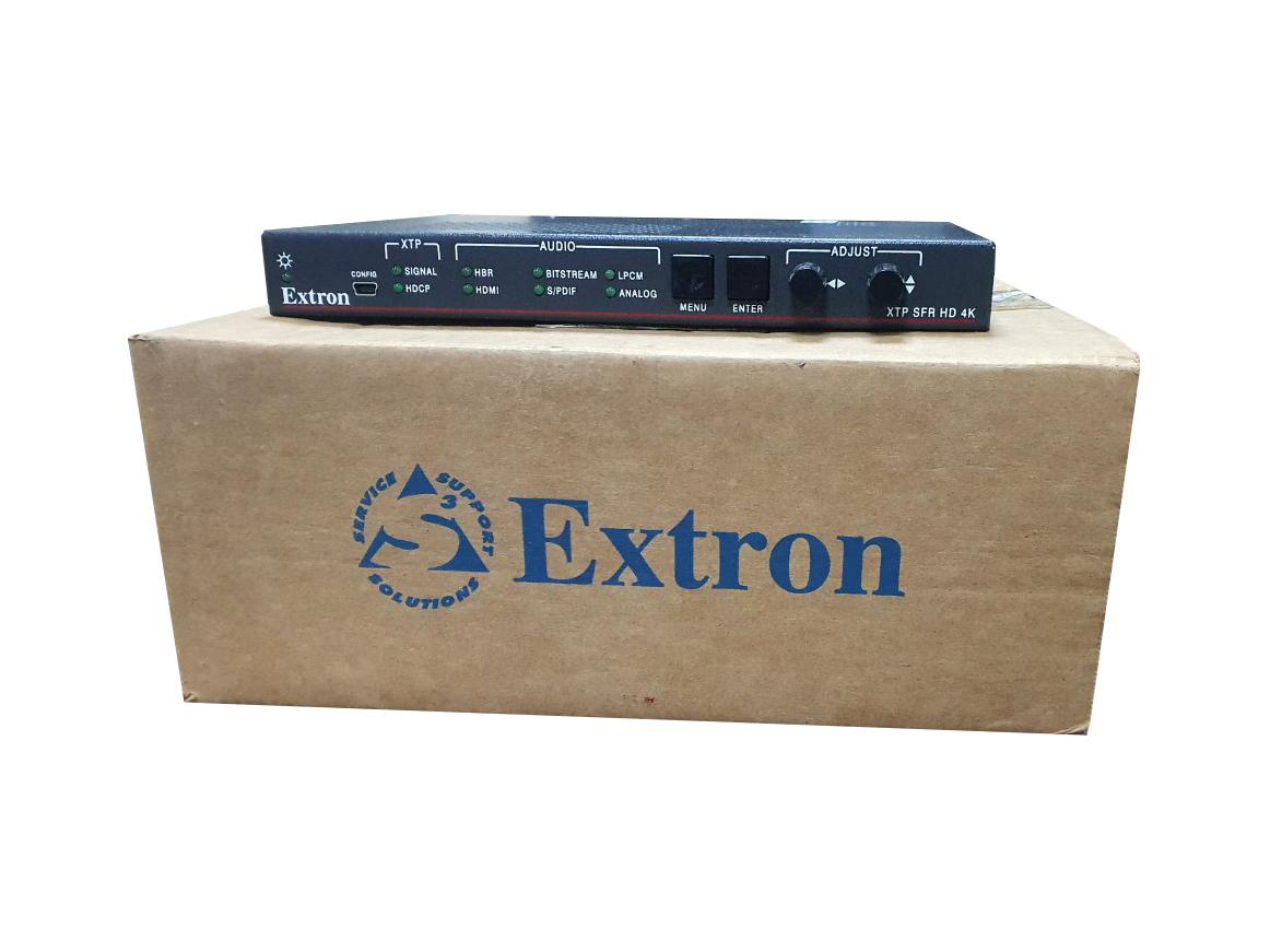 Bộ thu HDMI quang 4K Extron XTP-SFR-HD-4K