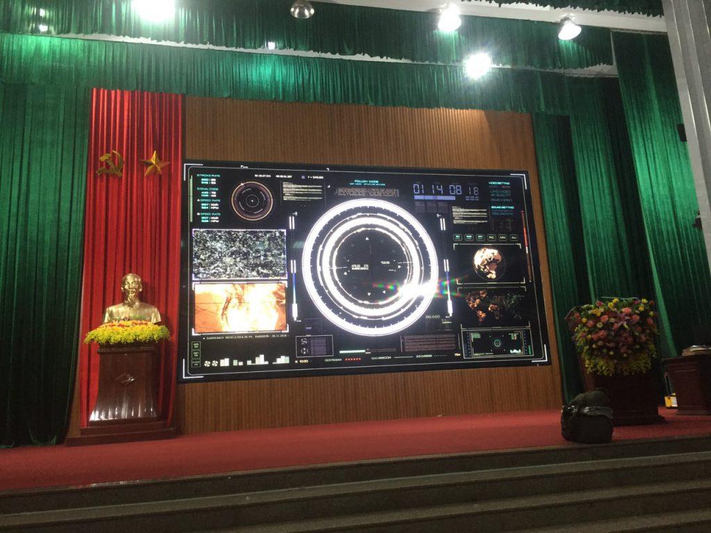 Hệ thống màn hình ghép 9x4