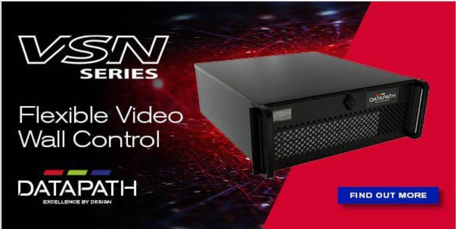 update bộ điều khiển Video Wall Controller VSN 400