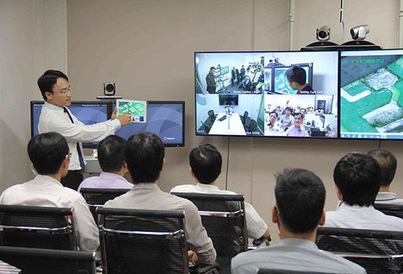 Hội nghị truyền hình trực tuyến Polycom