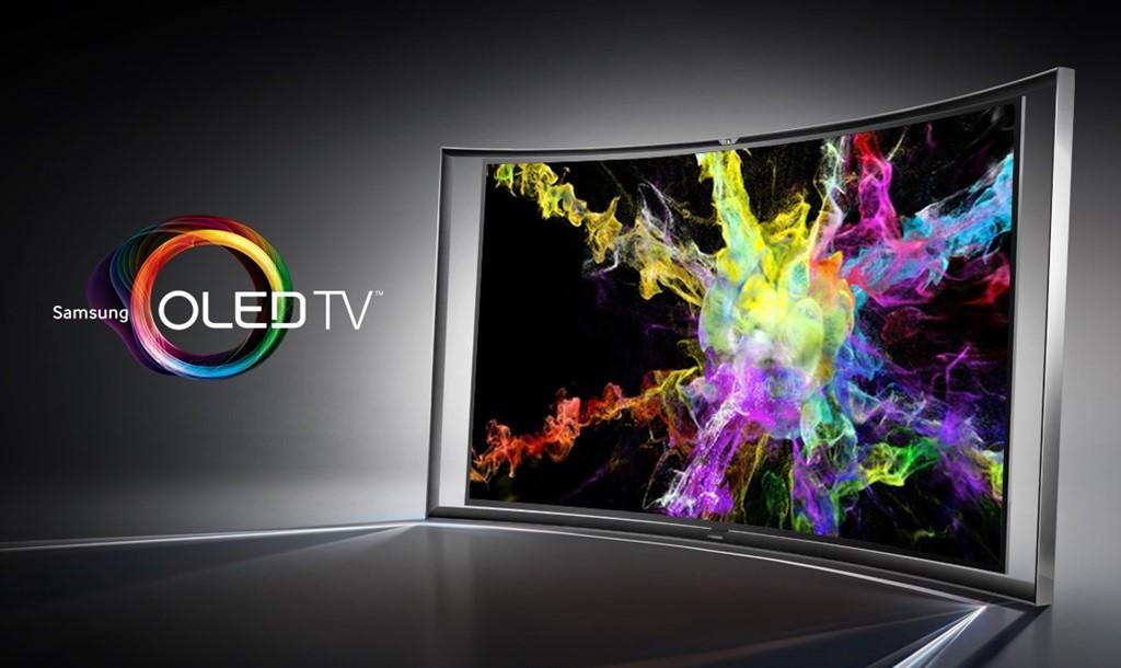 màn hình OLED của Samsung