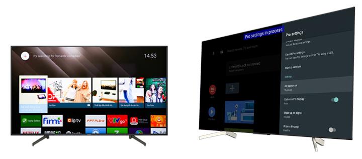 Sự khác biệt giữa màn hình chuyên dụng và Tivi thông thường