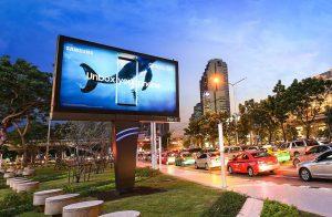 Màn hình LED - Quảng cáo ngoài trời