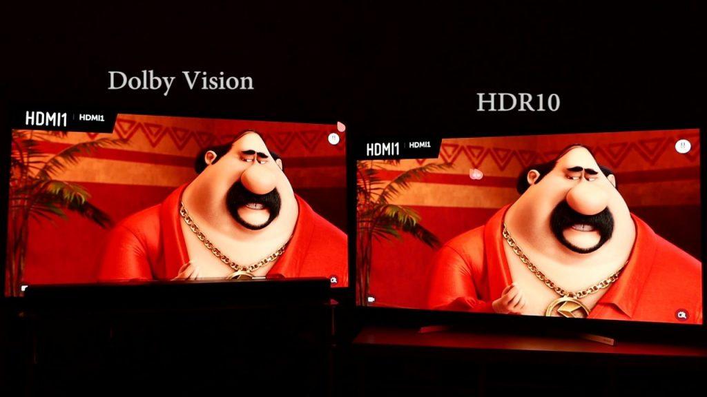 Tiêu chuẩn hiển thị Dolby Vision
