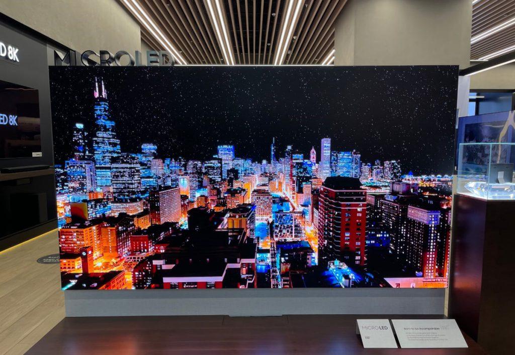 Chiêm ngưỡng TV LED