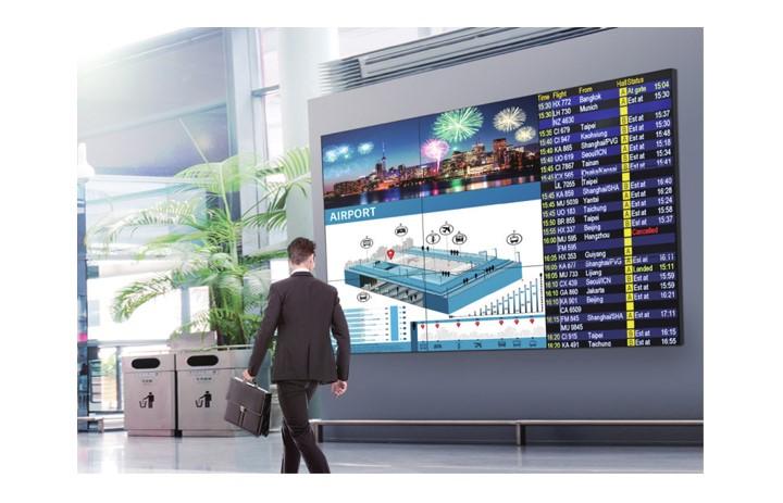 màn hình LED video wall