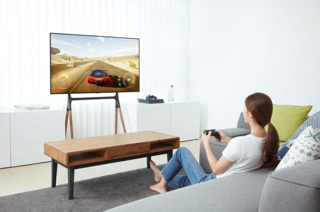 màn hình chơi game OLED